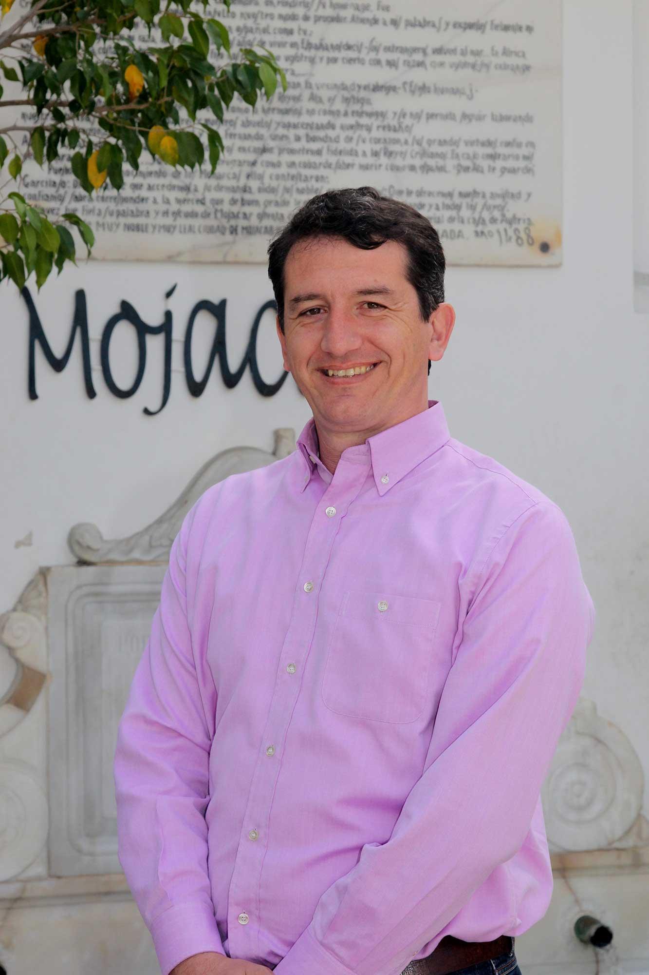 Emmanuel Agüero Leclerc - Ayuntamiento de Mojácar