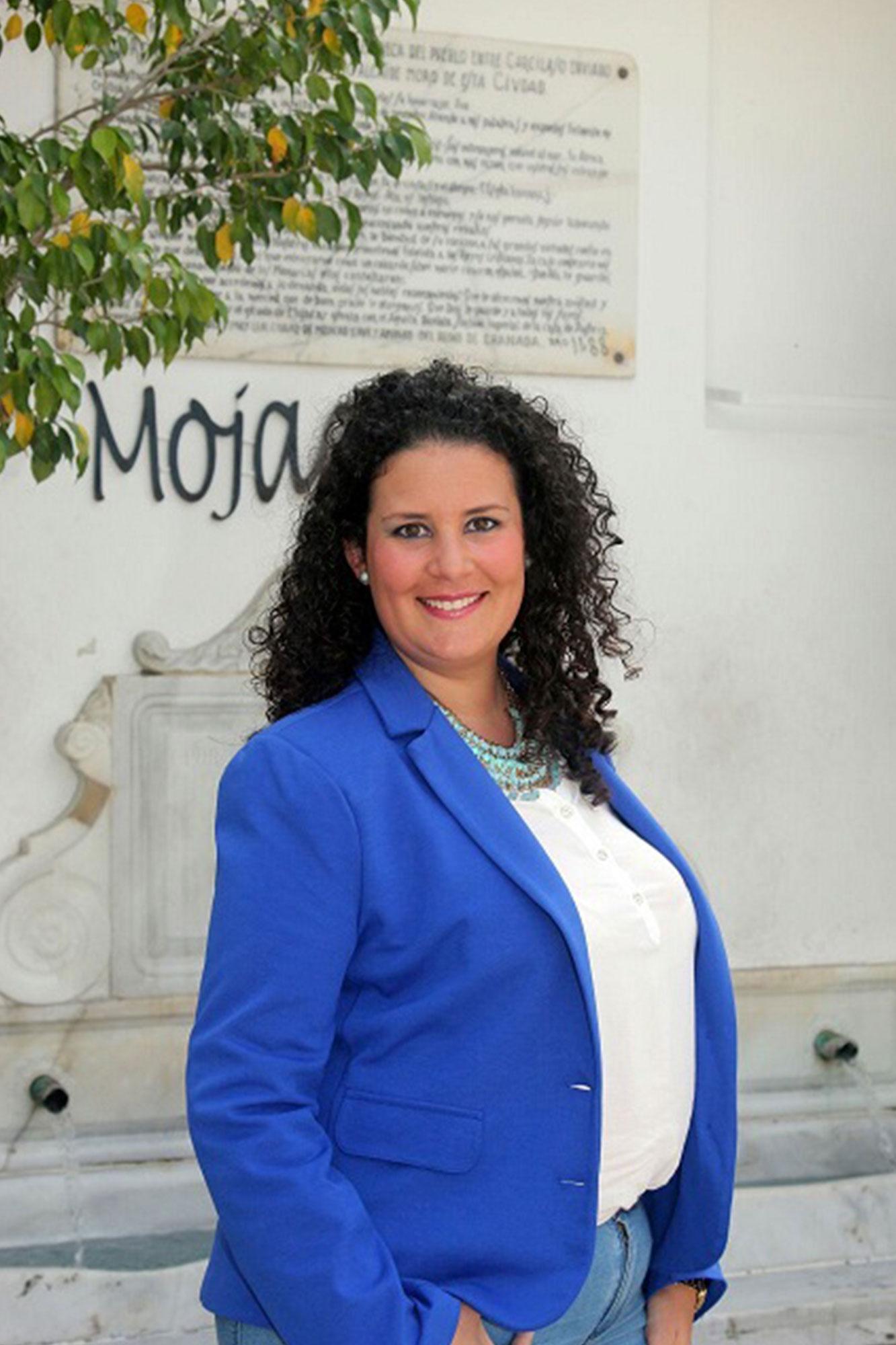Raquel Belmonte - Ayuntamiento de Mojácar