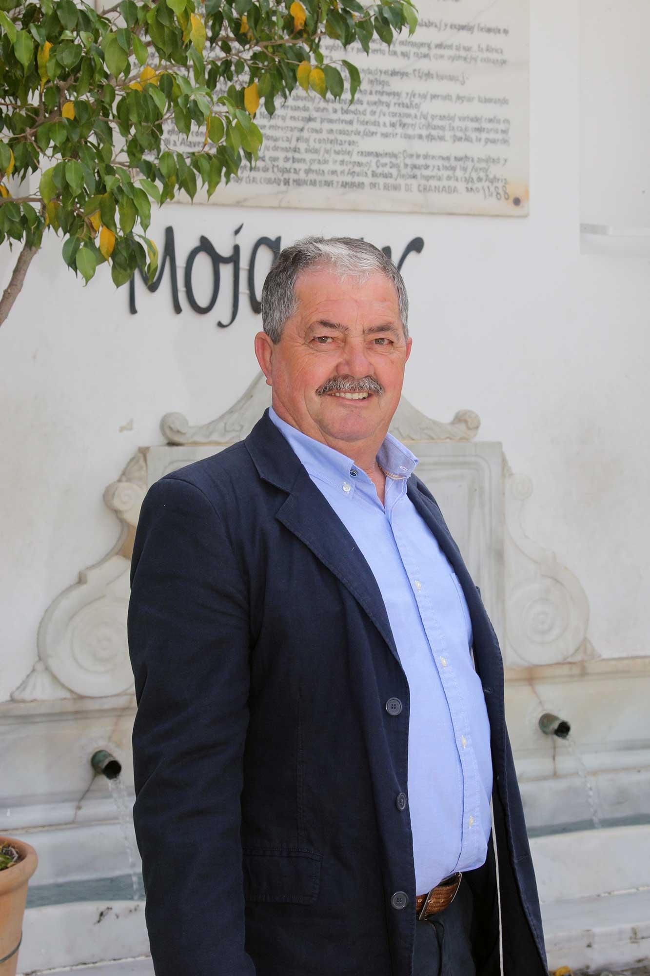 Agustín Montoya - Ayuntamiento de Mojácar