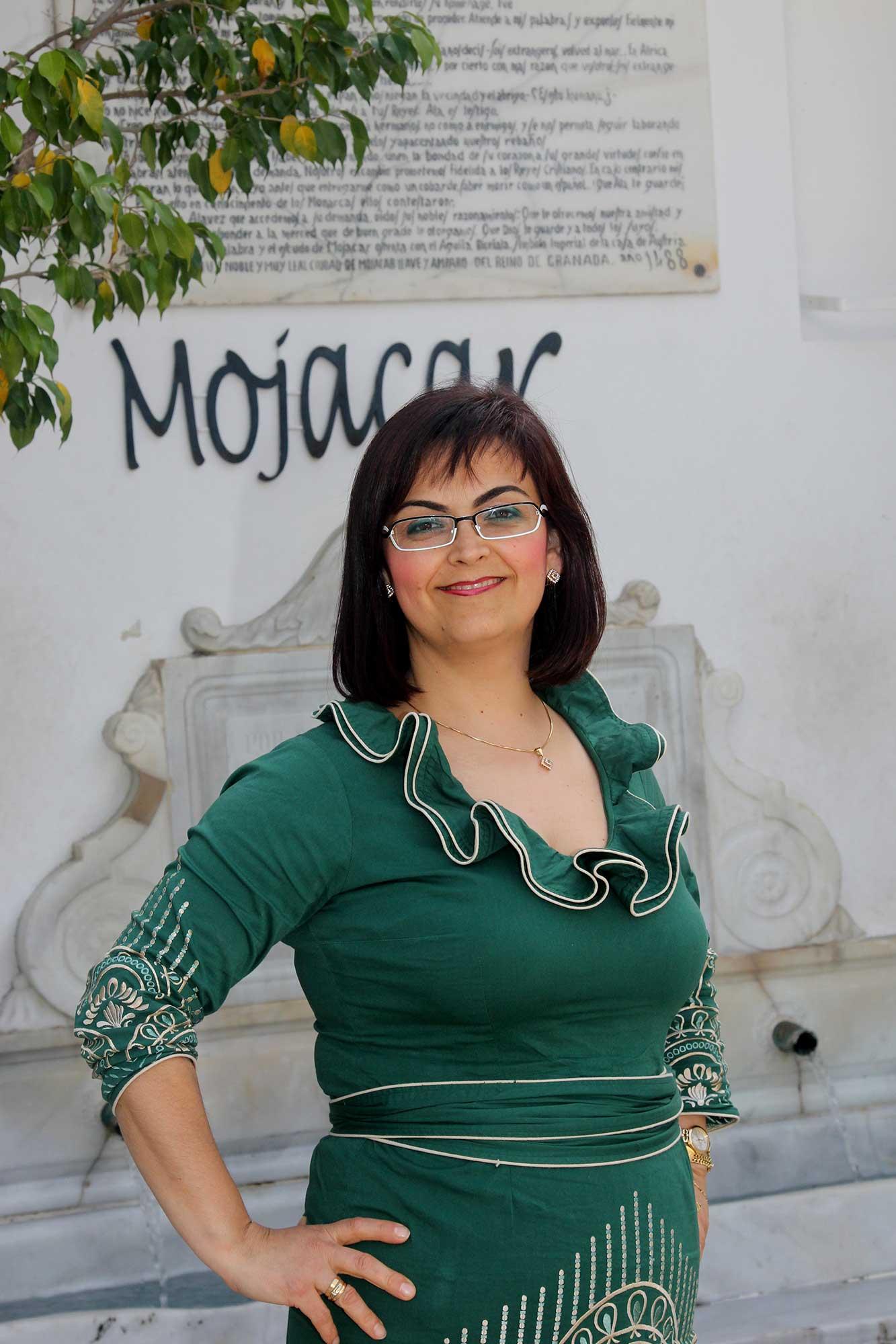 Ana García Fernández - Ayuntamiento de Mojácar