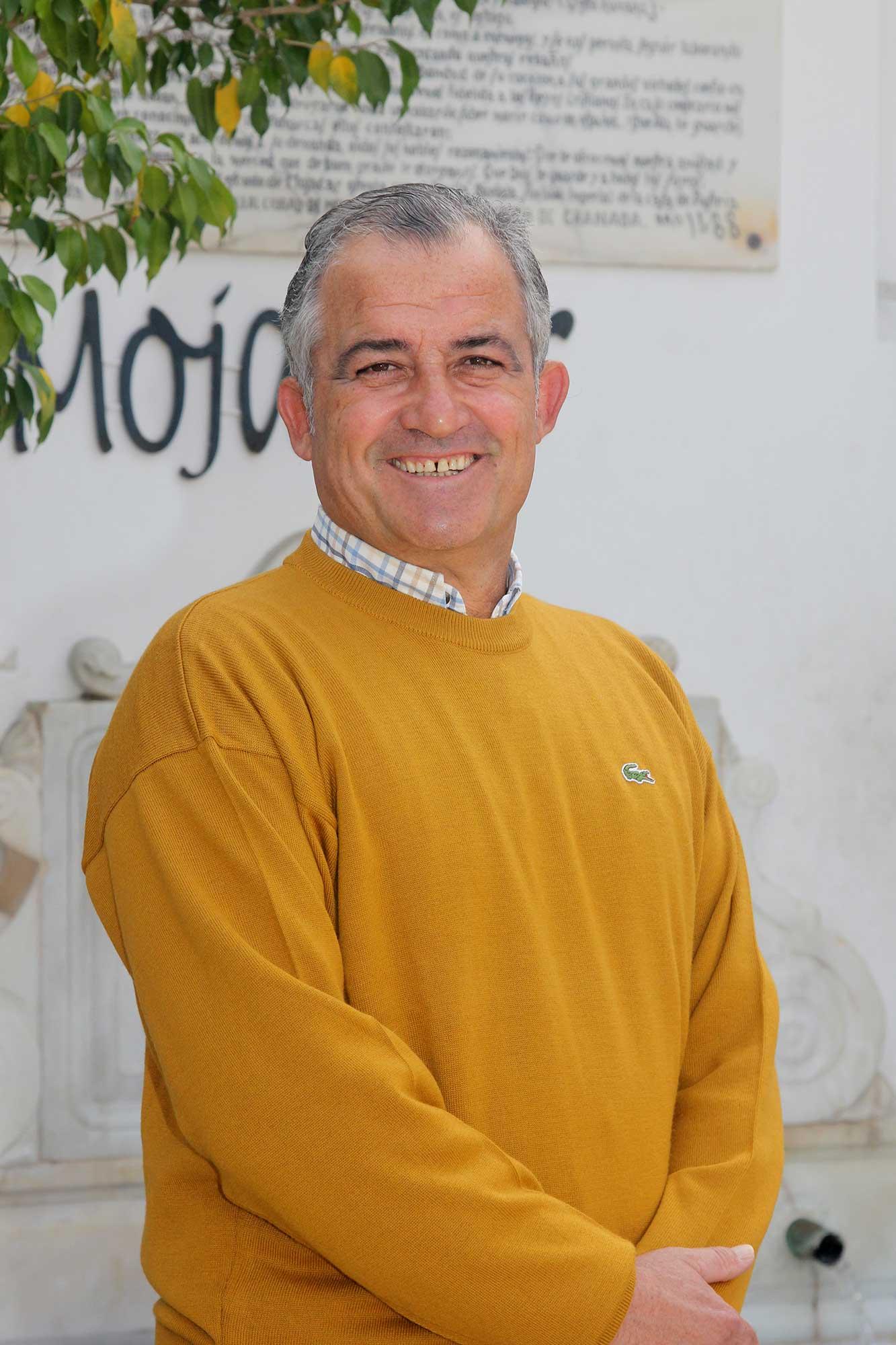 Diego García - Ayuntamiento de Mojácar