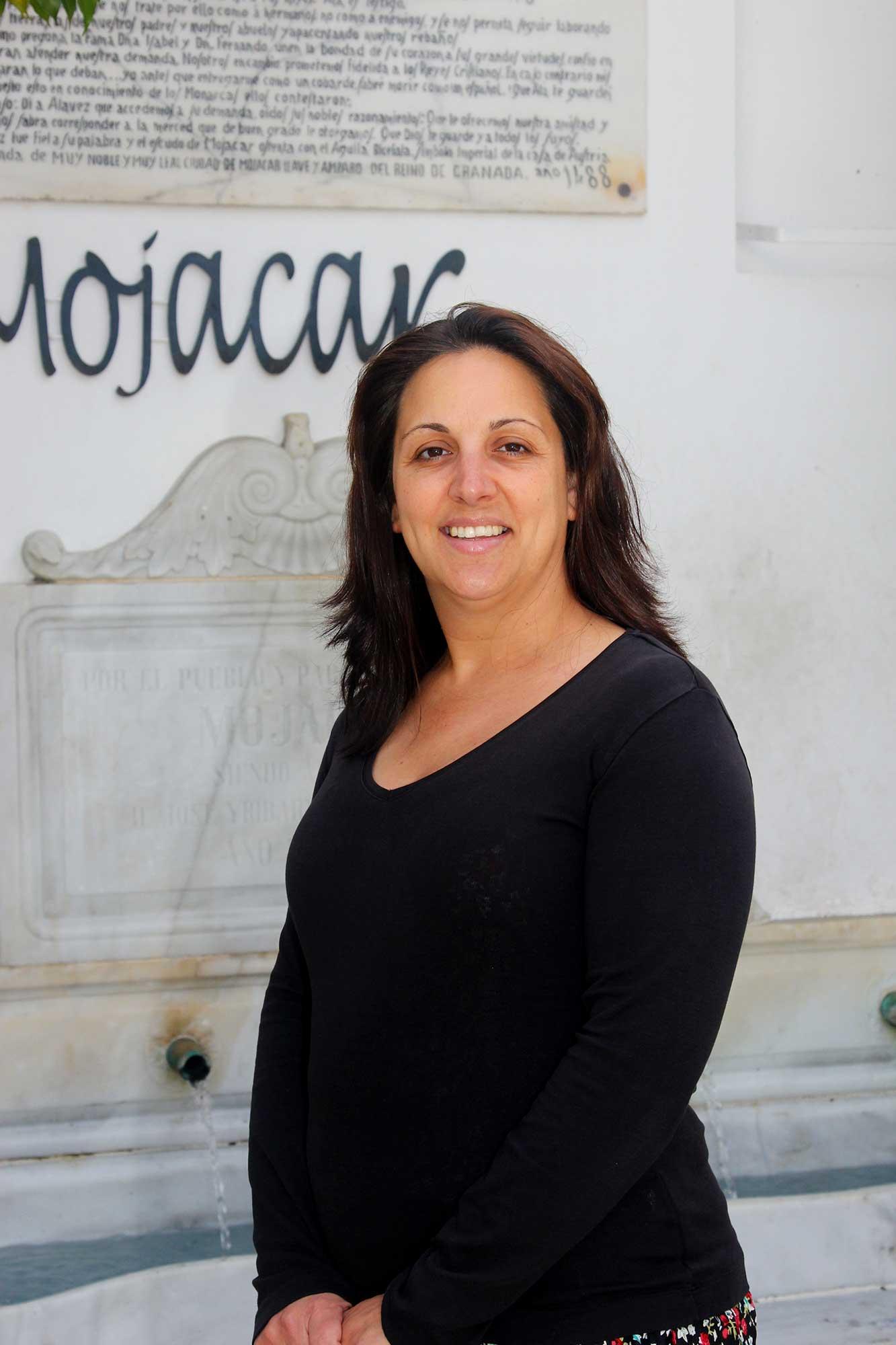 María Luisa Pérez López - Ayuntamiento de Mojácar